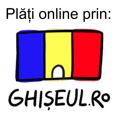 Plăți online prin ghiseul.ro